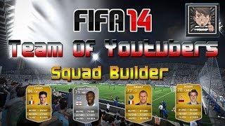 fifa 14   team of youtuber s ft pewdiepie ksi b