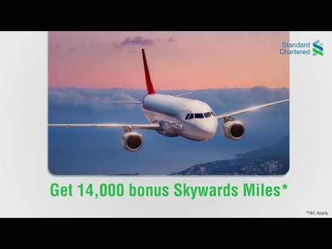 Standard Chartered | Emirates World Credit Card