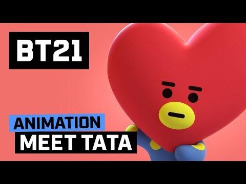 [BT21] Meet TATA!
