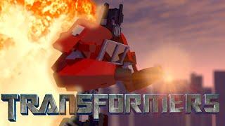 Minecraft Mod: TRANSFORMERS! MORPH HIDE AND SEEK