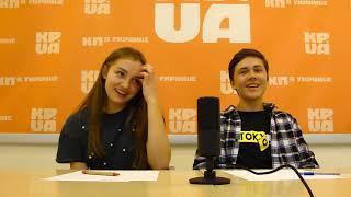 """Актеры сериала """"Сваты """" - Костя Чернокрылюк и Аня Полищук"""