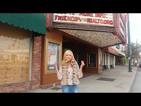 Join Lisa Wilcox (Alice Johnson) At The Rialto Theater. Pasadena, CA
