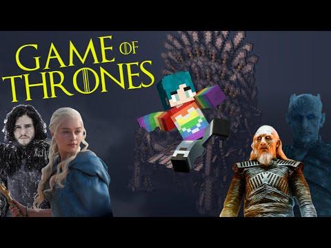 Game Of Thrones Mod - ИГРА ПРЕСТОЛОВ В МАЙНКРАФТ 1.7.10!
