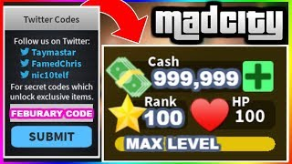3 SECRET MONEY CODES IN MAD CITY! (Roblox)