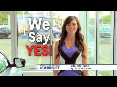 Choose Taylor Chevrolet! - YouTube
