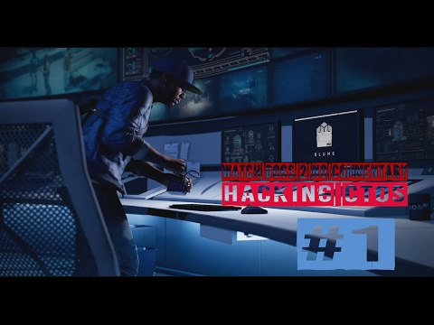 Watch Dogs 2 Intro Mission / Hacking CTOS / No Commentary