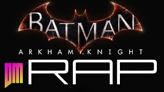 "Batman Arkham Knight |Rap Song Tribute| DEFMATCH ""Moonlight Fades"""