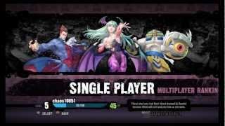 Darkstalkers Resurrection - Demitri Theme Remix (Menu Theme)