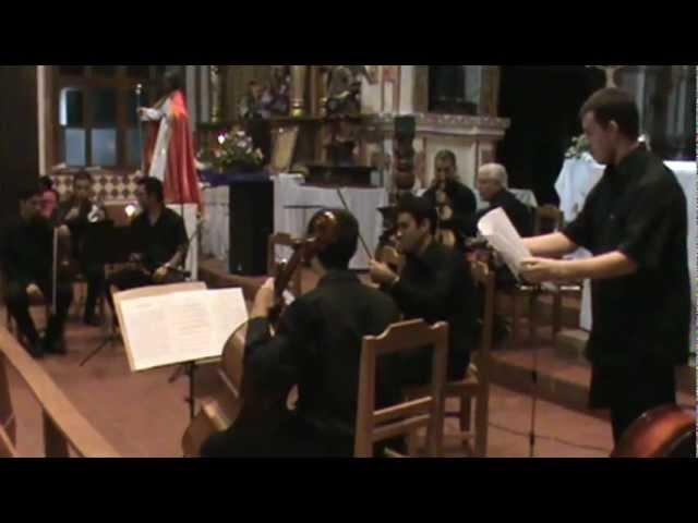 Orquestra Barroca Mato Grosso do Sul - Festival Internacional da Bolívia
