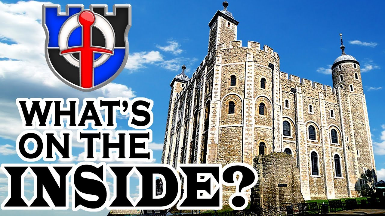 What Rooms Are Inside REAL Medieval Castles