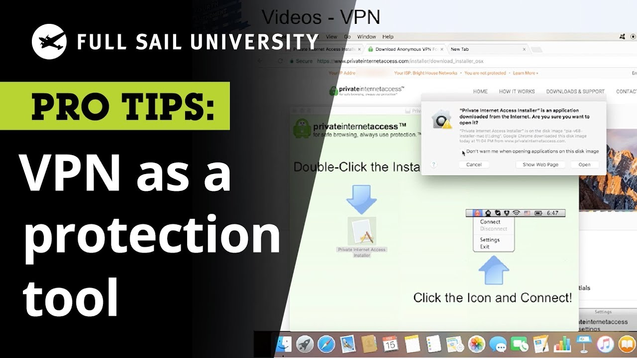 Protect your Privacy with a VPN Tunnel