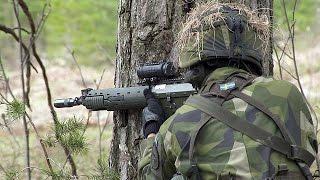 Rusya korkusu İskandinav ülkelerini silahlanmaya itiyor