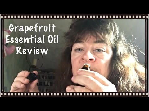 Natural Acres Grapefruit Essential Oil Review