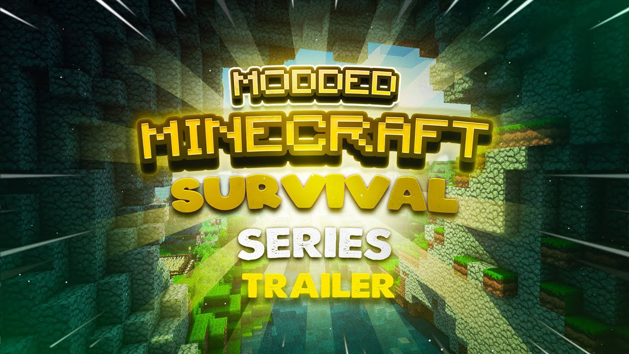 Classic Gaming's - Modded Minecraft Series - Season 2 - Official Trailer
