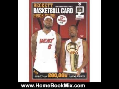 Home Book Summary: Beckett Basketball Card Price Guide by Rob Springs, Beckett Basketball