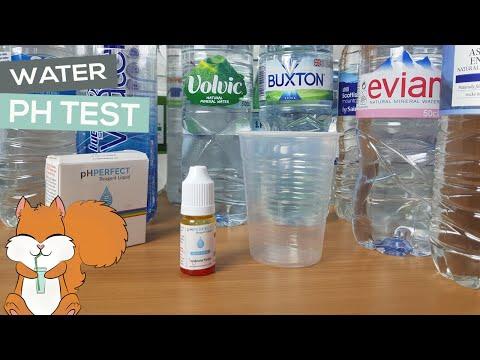 PH Test Of 15 Bottled Water Brands + 5 Bonus Drinks 🚱 | Mugology