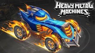 PLAVI FENIX!!! (HRAM ZRTVE!) - Heavy Metal Machines