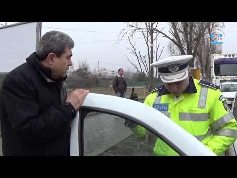 Poliţia Rutieră în acţiune la Direcţia Regionala Vamală Iaşi, 20 feb. 2015