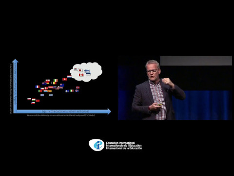 Pasi Sahlberg - Big Data or small data: What's the key to unlocking learning opportunities?