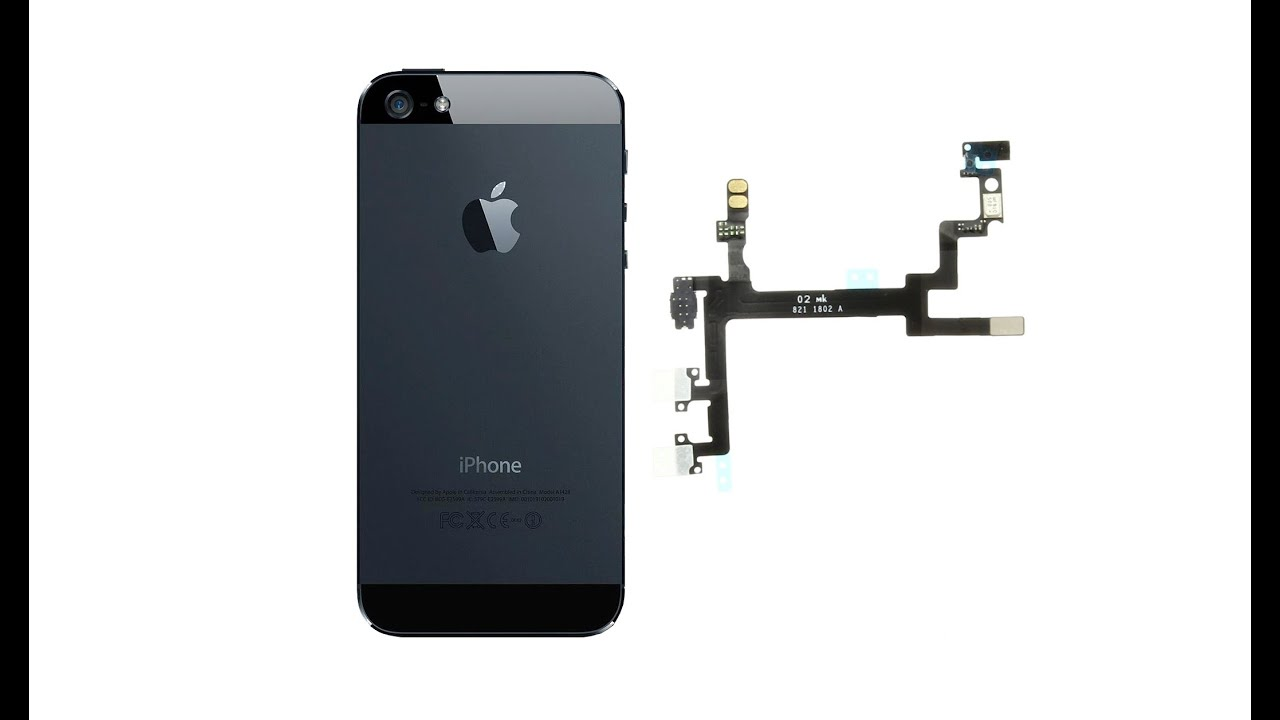 no volume on iphone 5 iphone 5 power en volume kabel vervangen phonegigant nl 17870