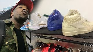 BOUGHT MY FIRST PAIR OF ONE THOUSAND DOLLAR PRICED HEAT SNEAKER! Sneaker Vlog Ep.40