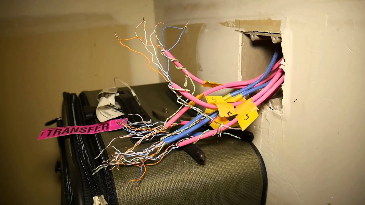 Wiring Home Network