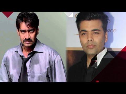 Ajay Devgn & Karan Johar's Ego War | Bolywood News