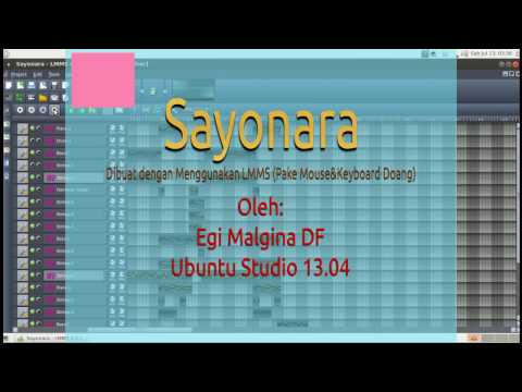 instrumen lagu Sayonara