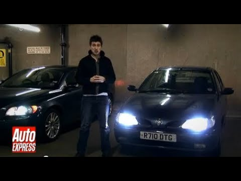 Illegal HID conversion kits explained - Auto Express - YouTube