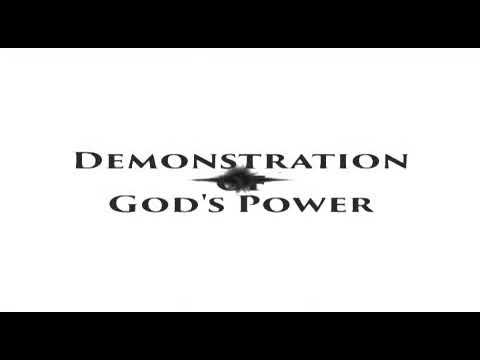 NB4AN Demonstration of God's Power!