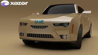 Azərbaycanlı gənc yeni avtomobil dizaynı hazırlayıb