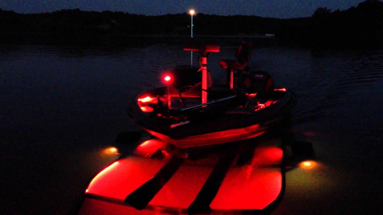 lightboard trailer lighting towing lights p to magnetic led asp boat lengths