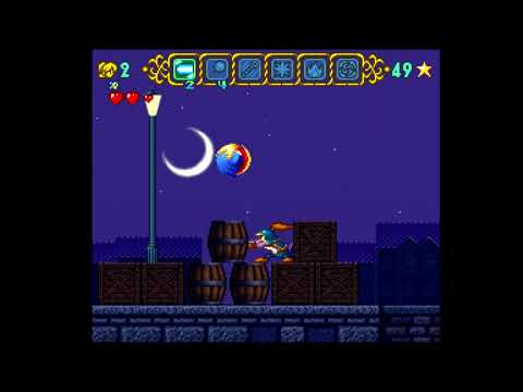 Magical Pop'n (SFC) on Super NT Jailbreak v6.5 720p60 No Filter
