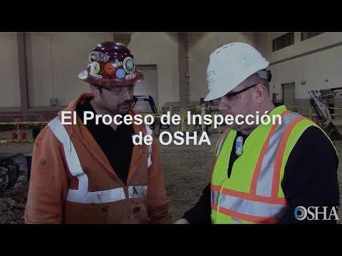 El Proceso de Inspección de OSHA