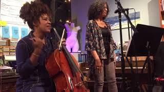 "Bushwick Book Club Oakland - Pixley & Torres - ""Music In My Head"" - Octopus Literary Salon, 08.30.18"