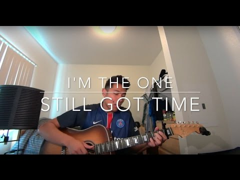 I'm the One x Still Got Time Mashup (Cover by Ian Rivera)