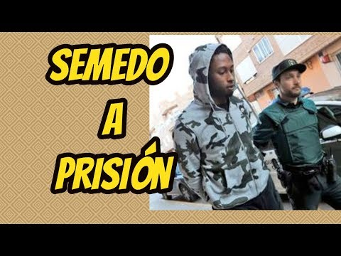 Prision para Semedo. Prisión preventiva sin fianza para Rubén Semedo