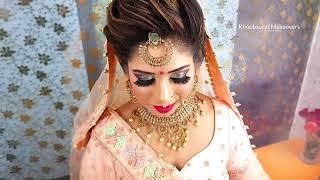 Best Bridal Makeup 2018 ||  Beautiful Bridal Makeup ||  Beauty today