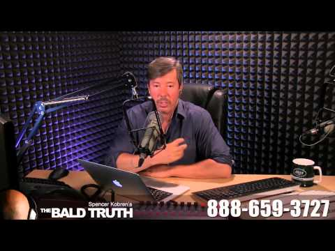 Spencer Kobren's The Bald Truth Ep.46 Hair Stem Cell Transplant 8-28-12