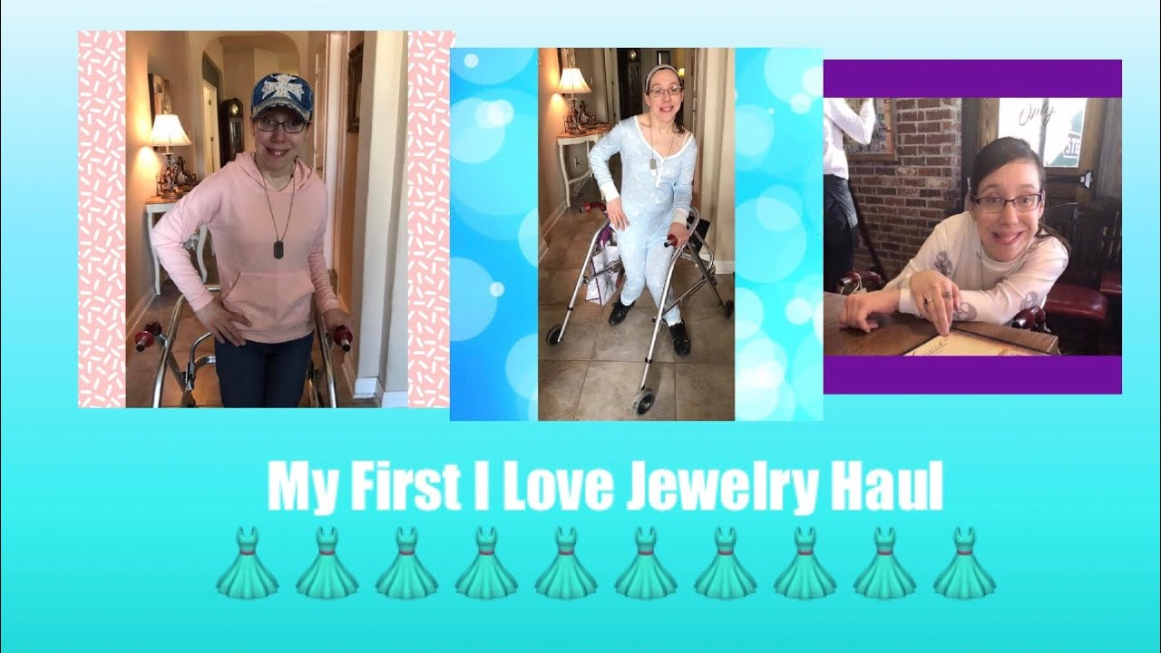 My First Shop I Love Jewelry Haul Review Youtube