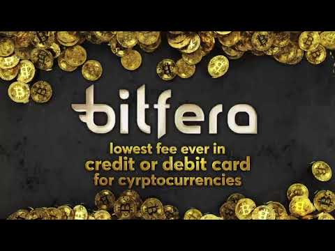 Bitfera   Buy Bitcoin With Credit U0026 Debit Card Online  Purchase Crypto