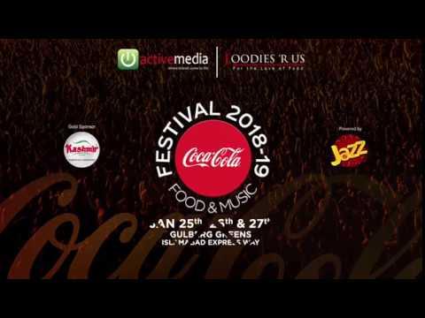 Coke Fest | Gulberg Islamabad