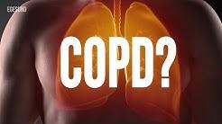 Das Ringen mit der Luft: COPD