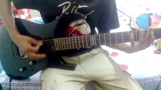 chilekothar sepai riff, artcell cover