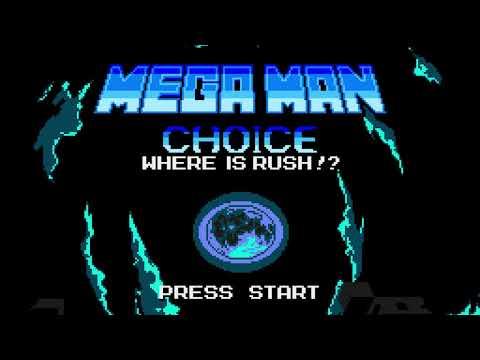 Mega Man Choice