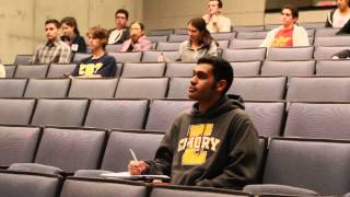 A Day in the Life at Emory: Mukundha