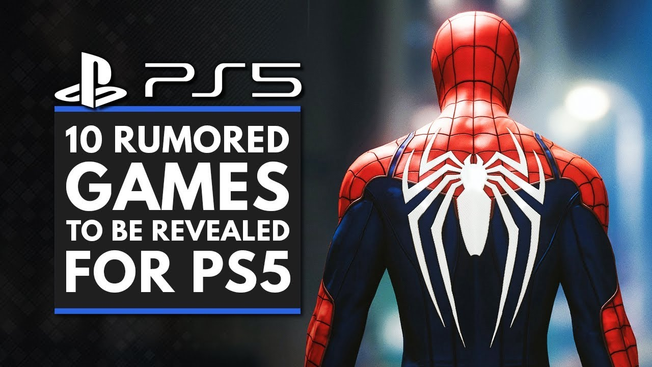 10 Rumored PS5 Games to be Revealed During the Future of Gaming Stream