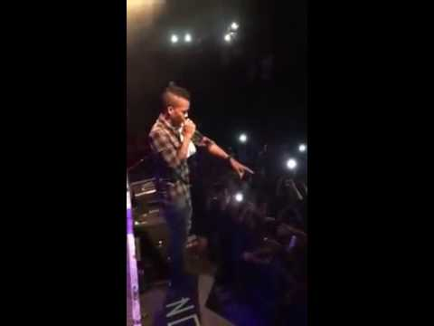 Tekno Europe Tour: Tekno live in Bilbao Spain