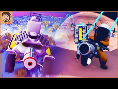 """Let's Play ASTRONEER - """"Come in Me Hole?"""""""
