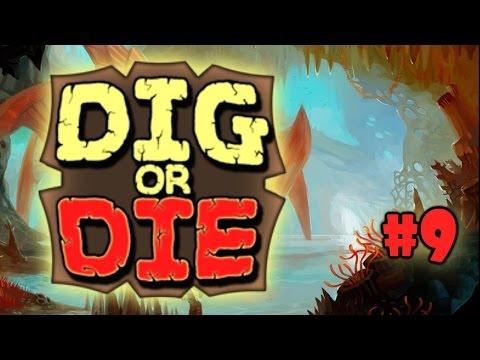 Dig or Die #9: Foi tudo ilusão de ótica.